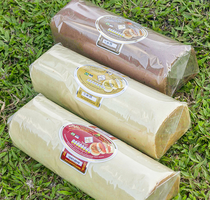 Bolo de Rolo – 500 gramas (Unidade)